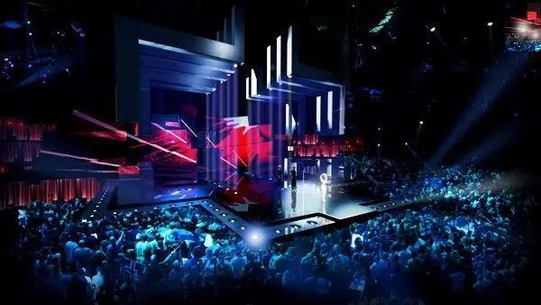 舞台舞美 多媒体舞美 舞美设计